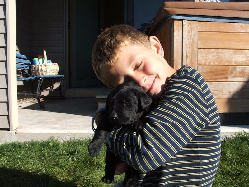 Logan-and-puppy