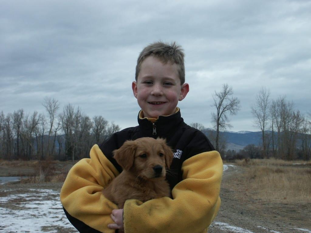Wyatt-Puppy